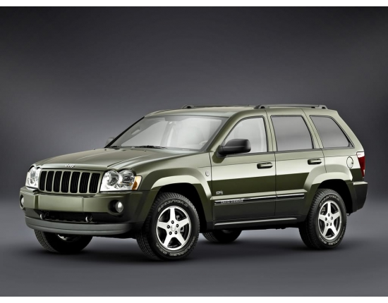 Photo jeep laredo