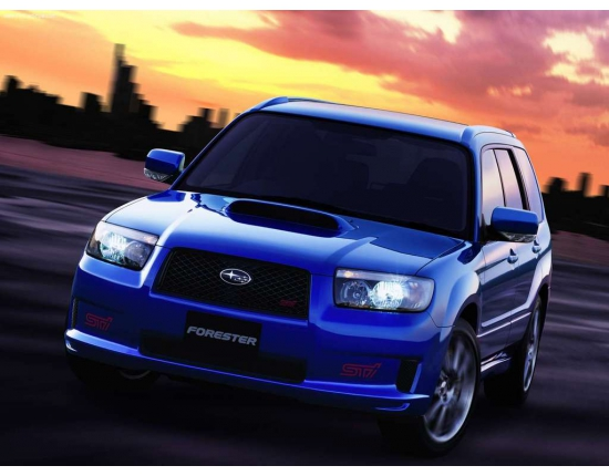 Photo of subaru forester 1