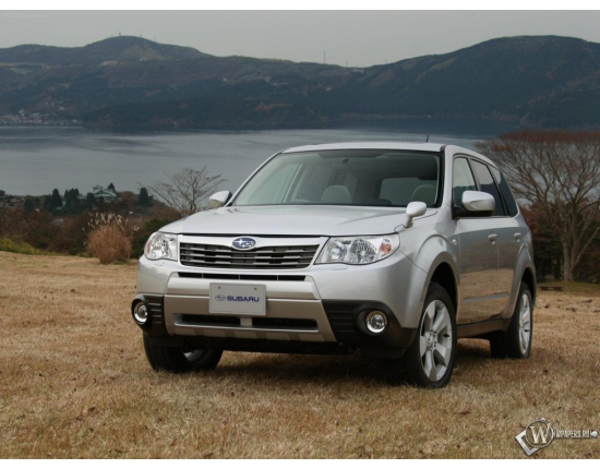 Photo of subaru forester 3