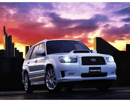 Photo of subaru forester 5