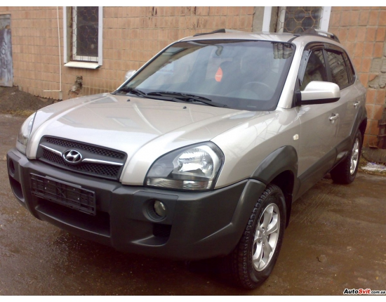 Photo 4x4 hyundai 2