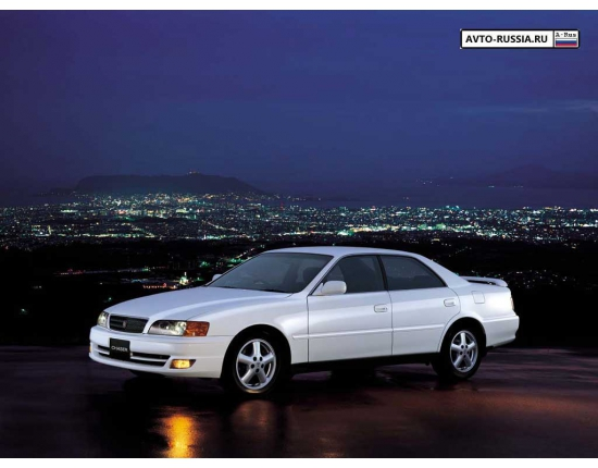 Фото toyota chaser