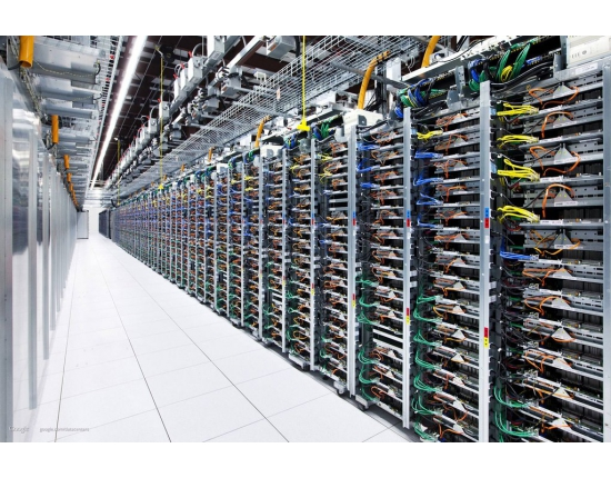 Image google data center