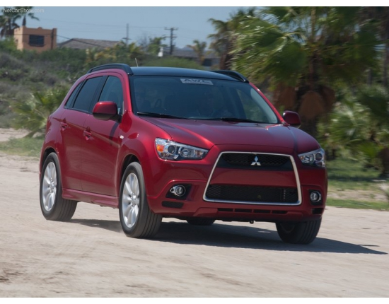 Photo mitsubishi outlander sport