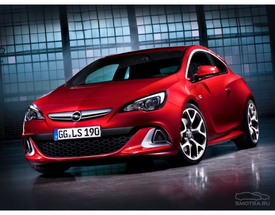 ���� opel astra opc