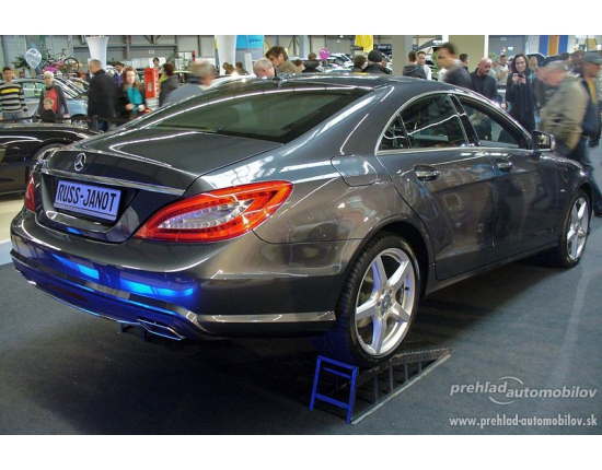 Photo of mercedes cls 350 2