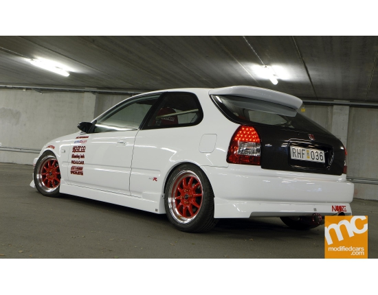 Photo honda ek4