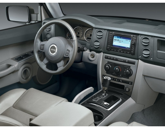 Photo jeep commander 4