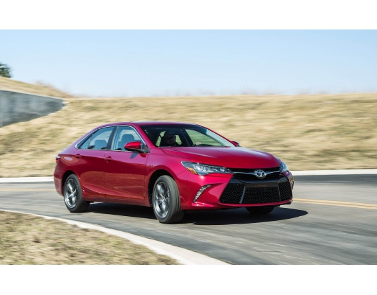 Image of 2015 camry 4