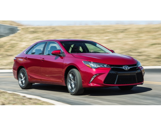 Image of 2015 camry 5