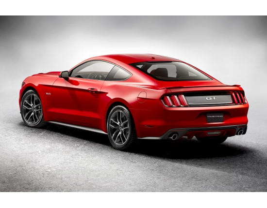Image of 2015 ford mustang 3