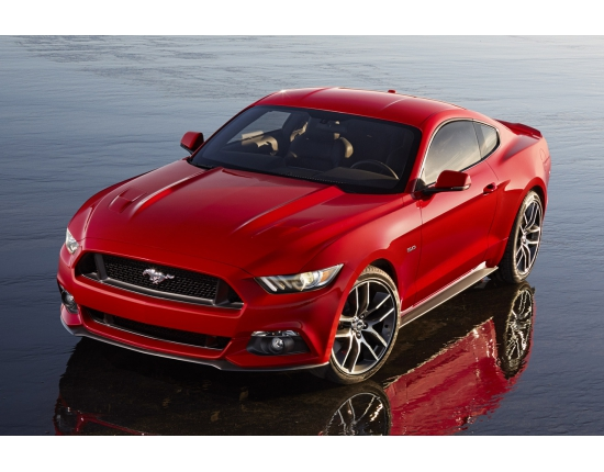 Image of 2015 ford mustang 4