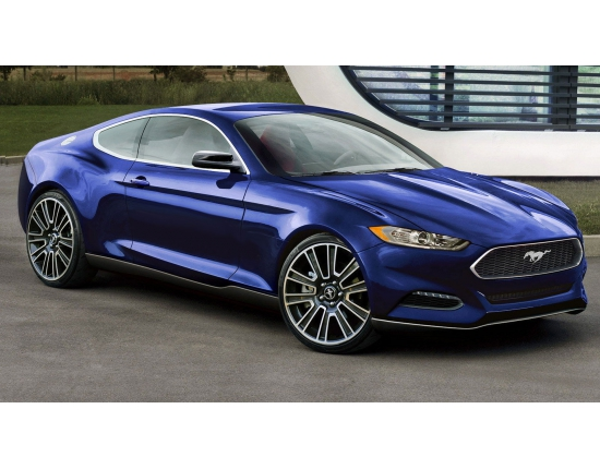 Image of 2015 ford mustang 5