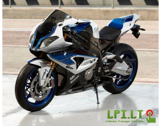 Photo bmw hp4