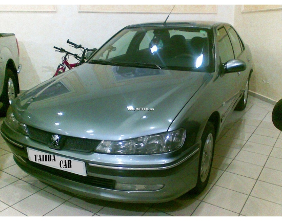 Photo voiture peugeot 406