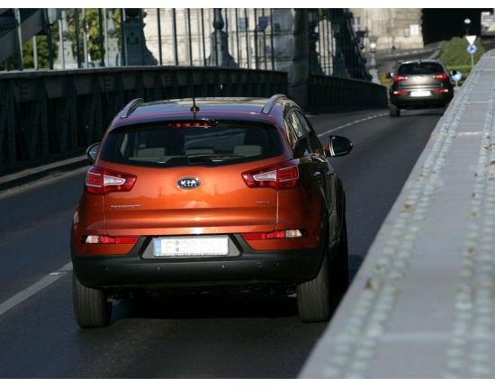 Photo de kia sportage 2011
