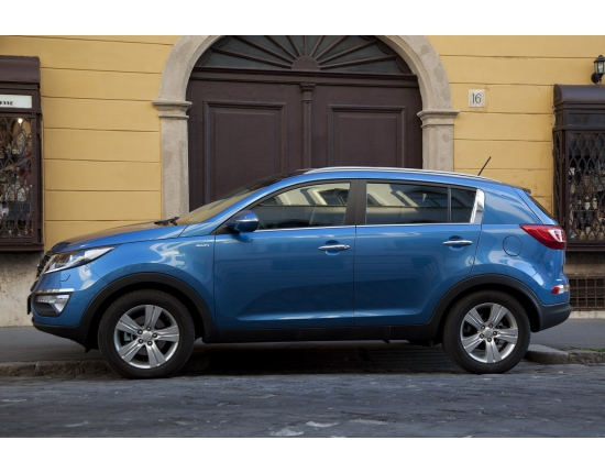 Photo de kia sportage 2011 5