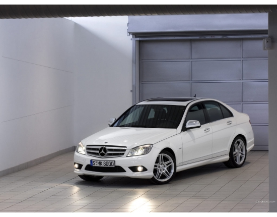 Photo of mercedes benz c class