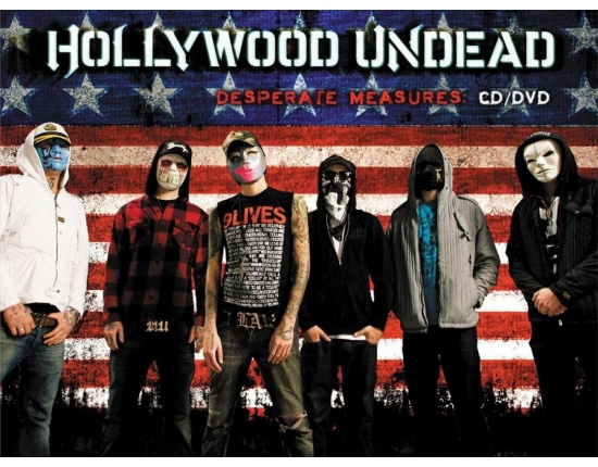 ������� �������� �� ������� hollywood undead