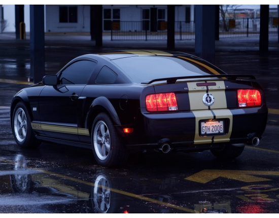 Фото ford mustang shelby 2