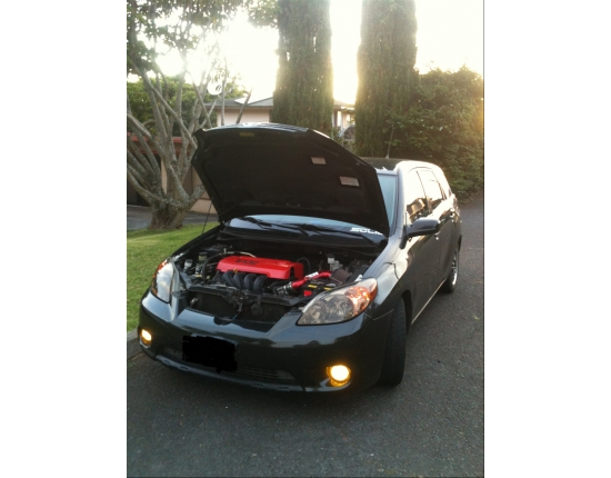 Photo toyota matrix 2005 2