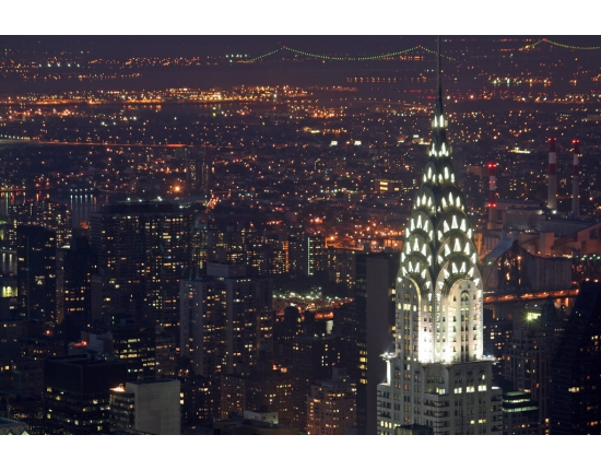 Image chrysler building new york