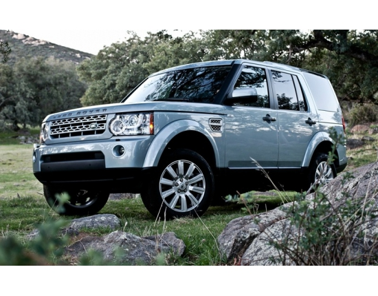 Photo mobil jeep land rover