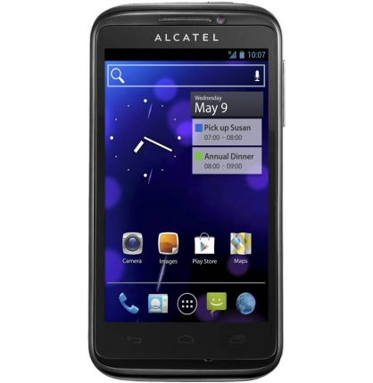 ������� �������� �� ������� alcatel one touch