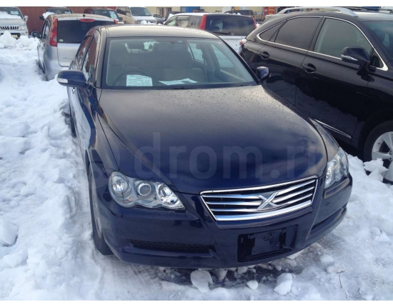 Photo 2008 toyota mark x 3