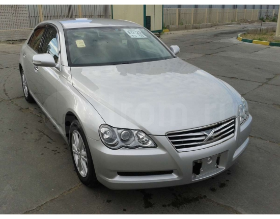 Photo 2008 toyota mark x 4
