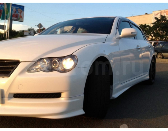 Photo 2008 toyota mark x 5
