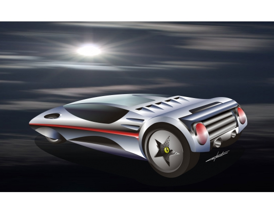 Image for ferrari car