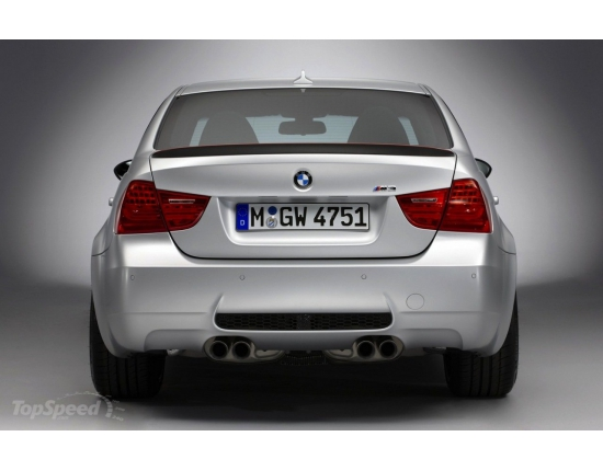 Photo nouvelle bmw m3 5