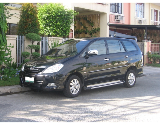 Photo toyota innova 2