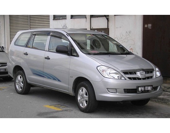 Photo toyota innova 3