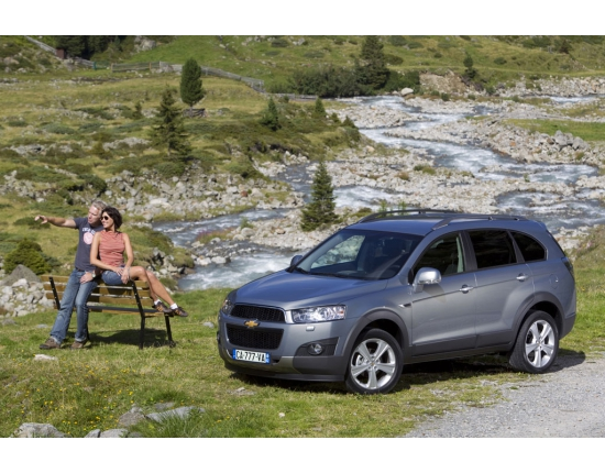 Photo de chevrolet captiva 2