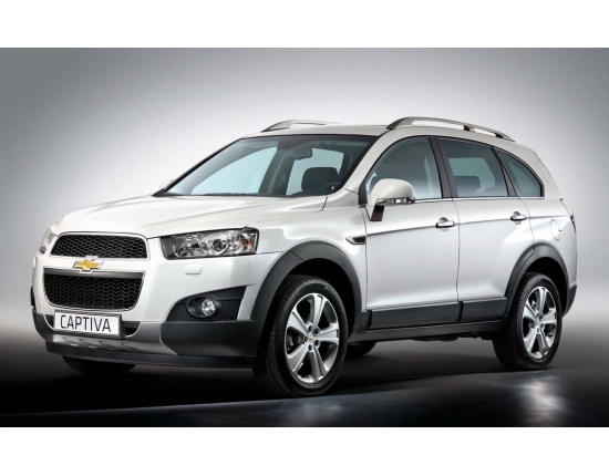 Photo de chevrolet captiva 4