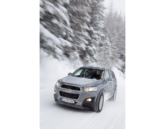 Photo de chevrolet captiva 5