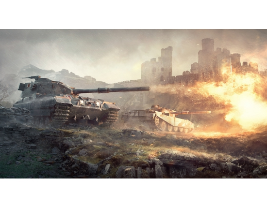 Картинки world of tanks 2560 х 1440 5