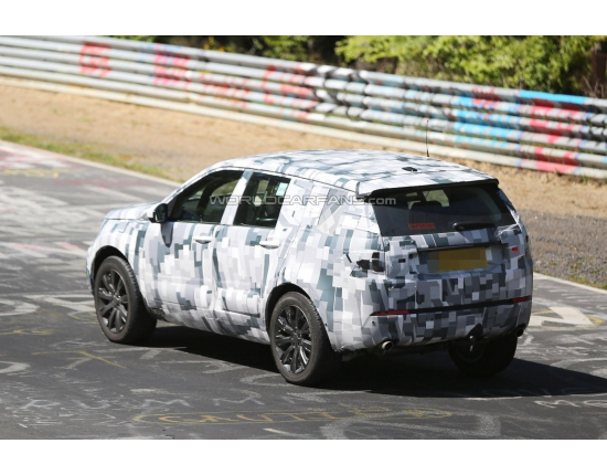 Land rover discovery sport 2015 фото 5