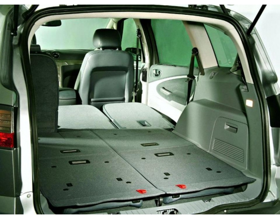 Photo interieur ford s max 2