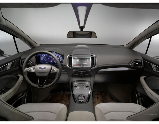 Photo interieur ford s max 3
