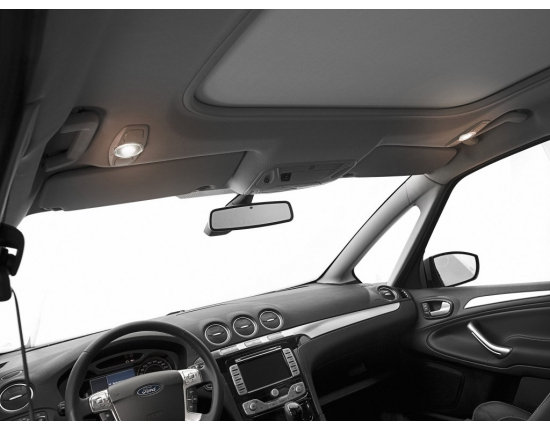 Photo interieur ford s max 4