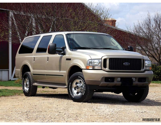 Фото ford excursion 2