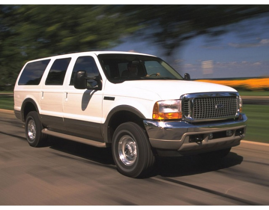 Фото ford excursion 3