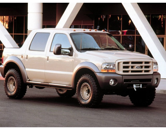Фото ford excursion 5