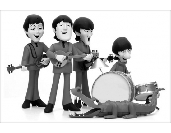 Аватары the beatles 5