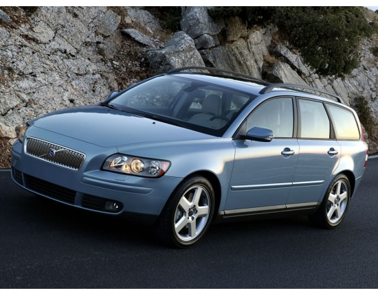 Photo moteur volvo v50