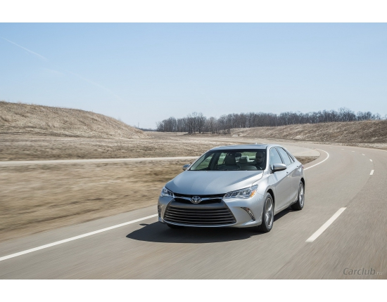 Toyota camry 2015 фото 1