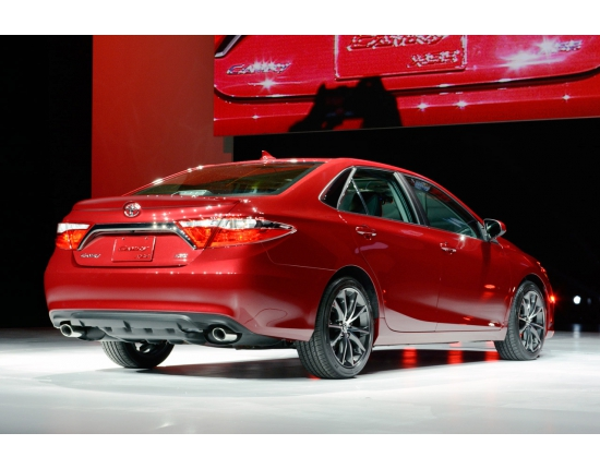 Toyota camry 2015 фото 2